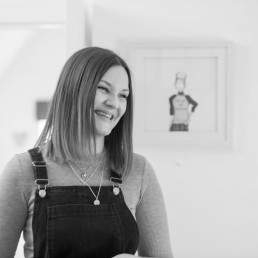 Marketing Manager Siobhan Moll